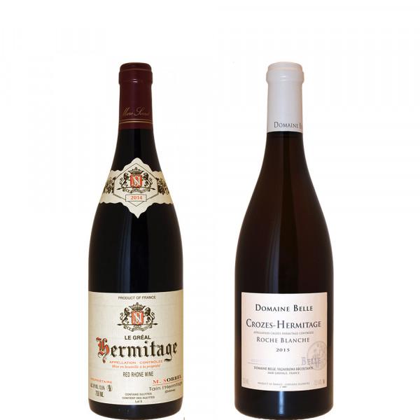 "Premium-Paket ""Rouge & Blanc"""